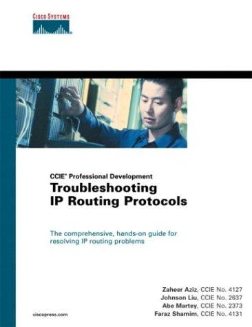 Troubleshooting IP Routing Protocols by