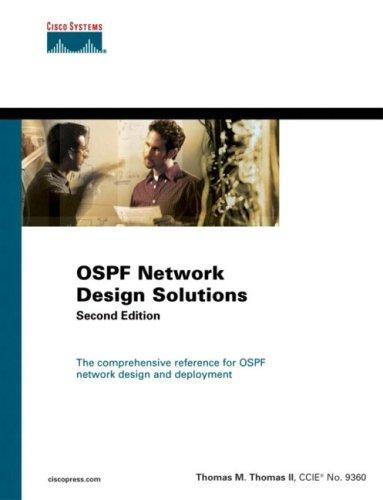 OSPF network design solutions Tom Thomas