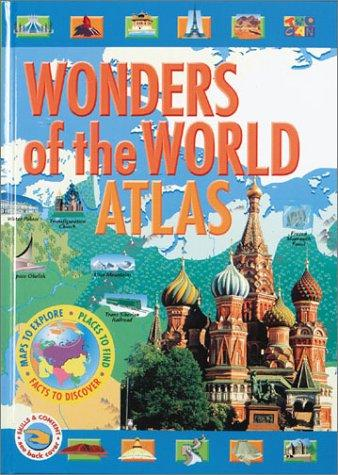 Wonders of the World Atlas (Atlases) by Neil Morris