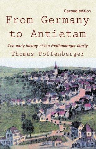 From Germany to Antietam