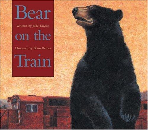 Bear on the Train