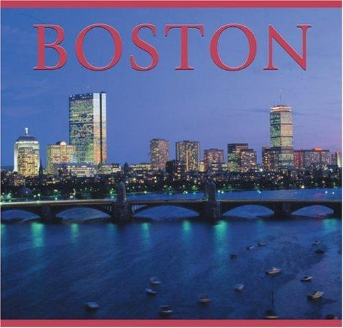 Boston by Tanya Lloyd Kyi