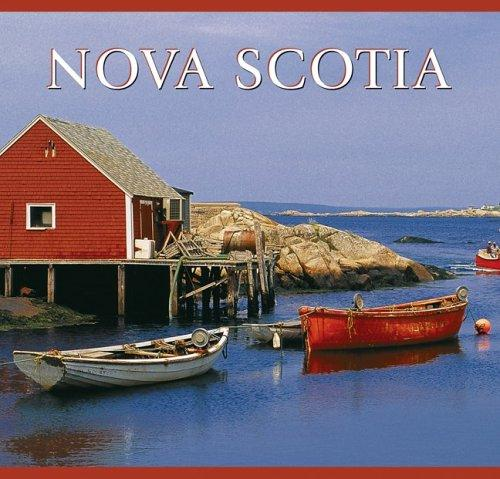 Nova Scotia (Canada Series - Mini) by Tanya Lloyd Kyi