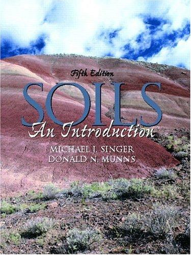 Image 0 of Soils: An Introduction (5th Edition)