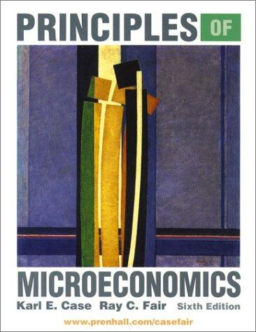 Principles of Microeconomics and ActiveEcon CD Package by Karl E. Case