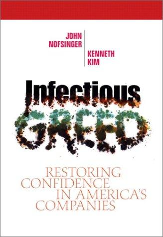 Infectious greed by John R. Nofsinger