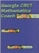 Georgia CRCT mathematics coach grade 2 by Jerome D Kaplan