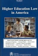 Higher Education Law in America by