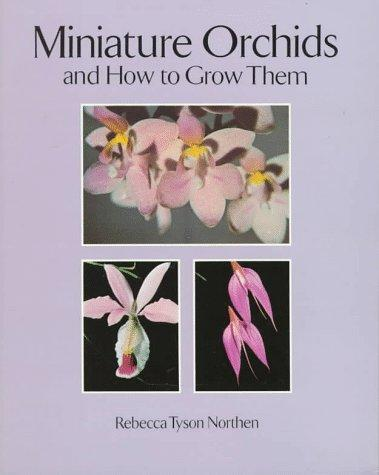 Image 0 of Miniature Orchids and How to Grow Them