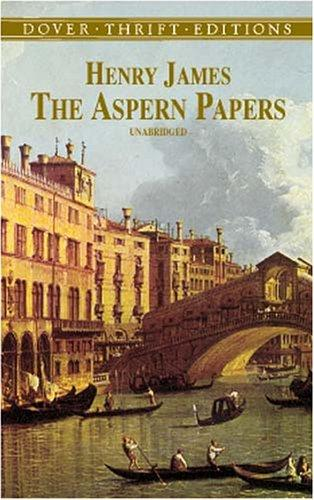 The Aspern papers by Henry James Jr.