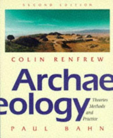 Archaeology by Colin Renfrew