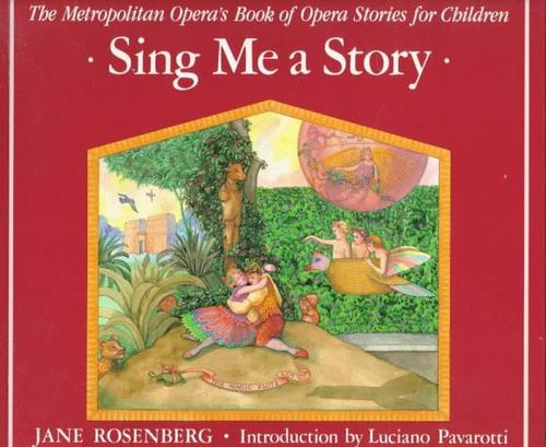 Sing Me a Story by Jane Rosenberg