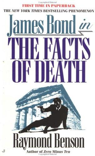 The Facts of Death (James Bond Spy Series) by Raymond Benson