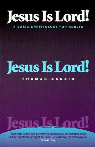Jesus Is Lord.