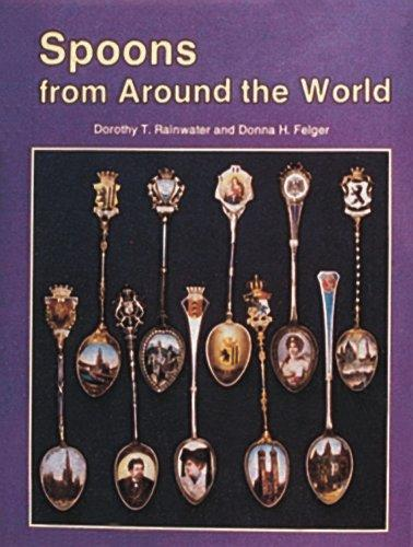 Spoons from around the world by Dorothy T. Rainwater