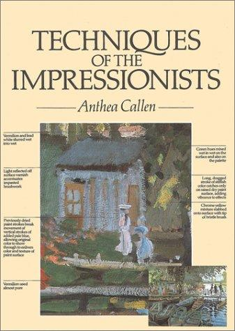 Image 0 of Techniques of the Impressionists
