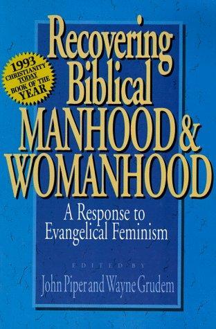 Image 0 of Recovering Biblical Manhood & Womanhood