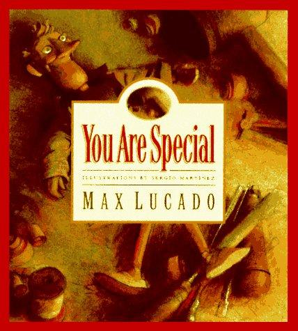 You are Special by Lucado, Max