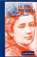 Victoria Woodhull by Jacqueline A. Kolosov