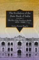 The evolution of the State Bank of India