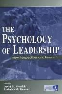 The psychology of leadership by